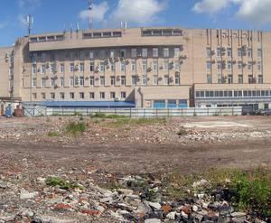 ЖК «Гроссмейстер» (строительная площадка)