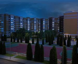 ЖК «Мой город»: визуализация
