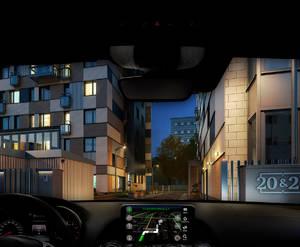 ЖК «Два дома 20&20»: визуализация