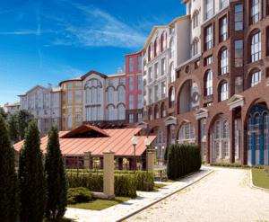ЖК UP-квартал «Римский»: визуализация
