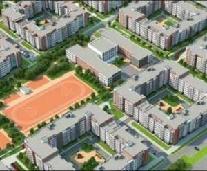 ЖК «Пулковские высоты»: визуализация