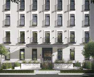 МФК «MOSS Apartments»: визуализация