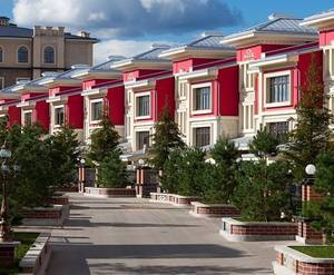 МЖК «Азарово»: визуализация