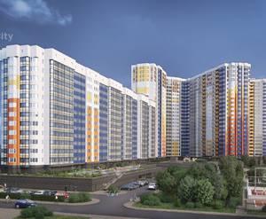 Жилой комплекс «Полюстрово парк»: визуализация
