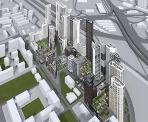 ЖК Центр Сити: визуализация