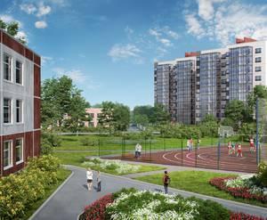 ЖК «Новый дом в Луге»: инфраструктура вокруг (визуализация)