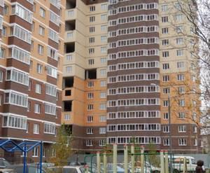 на улице Кольцевая (Лобня): ход строительства