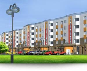 МЖК «Новый квартал Бекасово»: визуализация