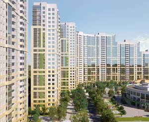 ЖК «Green City»: визуализация