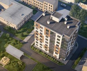ЖК «Новый Лиговский»: ход строительства ФЗУ 10