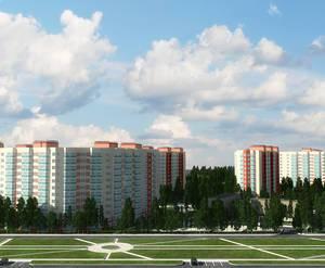 ЖК «Аннинский парк»: визуализация