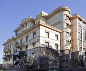 ЖК «Остоженка Парк Палас»: построенный комплекс