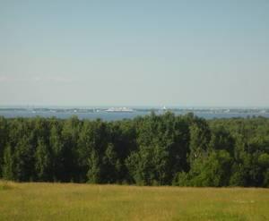 КП «Ломоносовская усадьба»: вид с участка