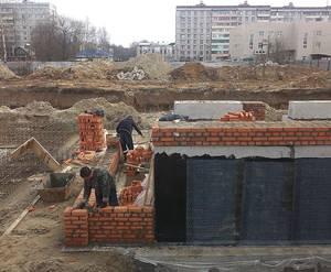 ЖК «Пушкино» (Луховицы): ход  строительства корпуса 1