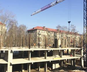 ЖК «Дом на Войковской (Старокоптевский переулок)»: ход строительства