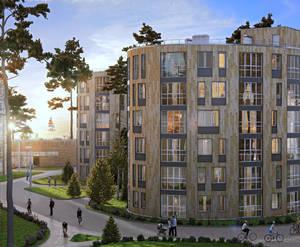 Cанаторно-курортный комплекс «Светлый мир «Внутри»: ход строительства