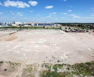 ЖК «Румянцево Парк»: площадка под строительство