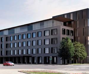 МФК «Boutique Hotel & Apartments Roza Rossa»: визуализация