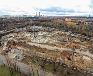 ЖК «Life-Кутузовский»: ход строительства