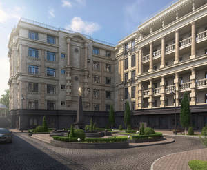 МФК «Astris — резиденции на Косыгина»: визуализация
