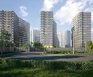 ЖК «Дом на Львовской»: визуализация