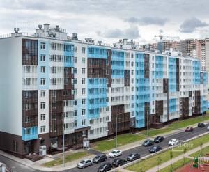 ЖК «Чистое небо»: ход строительства корпуса №3.1