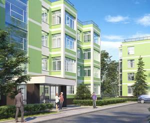Малоэтажный ЖК «Образцовый квартал 4»: визуализация