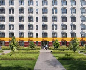 ЖК «Кузьминский лес»: визуализация