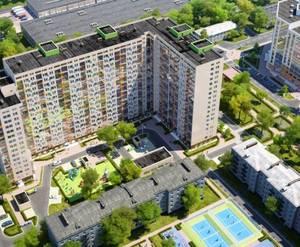 ЖК «Ивантеевка 2020»: визуализация