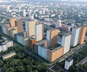ЖК «Михайловский парк»: ход строительства