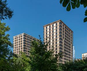 МФК «Комплекс апартаментов «Смольная,44»: ход строительства