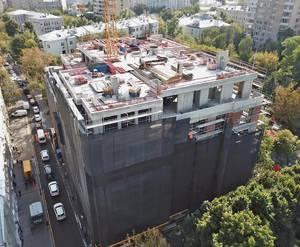 ЖК «Малая Бронная, 15»: ход строительства