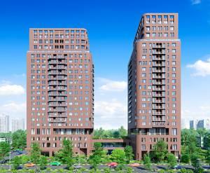 ЖК «Twin House»: визуализация