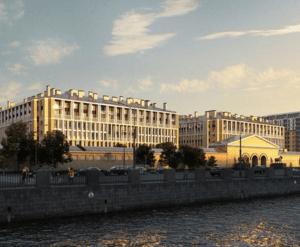 ЖК «Legenda на Московском»: визуализация