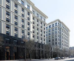 «Апартаменты Fairmont Hotels»: визуализация проекта