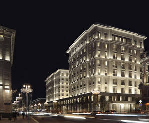 МФК «Fairmont Vesper Residences»: визуализация