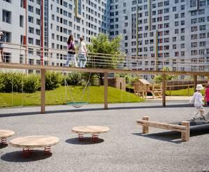 ЖК «Румянцево Парк»: визуализация