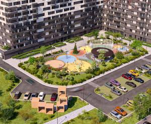 ЖК «Гоголь парк»: визуализация