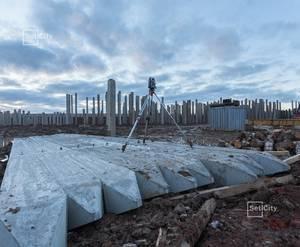 ЖК «Чистое небо»: ход строительства корпуса №7.1