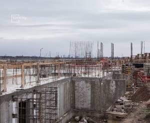 ЖК «Солнечный город»: ход строительства корпуса №9.1