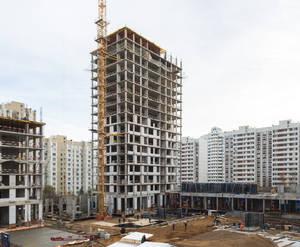 ЖК «Новочеремушкинская, 17»: ход строительства (ноябрь, 2018)