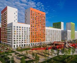 ЖК «Бунинские луга»: визуализация