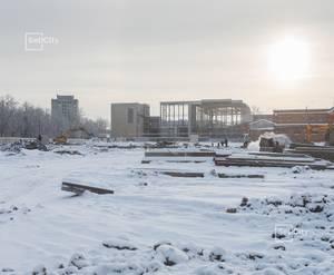 ЖК «Стрижи в Невском»: ход строительства корпуса №2ход строительства корпуса №2