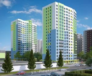 ЖК «Полетград»: визуализация