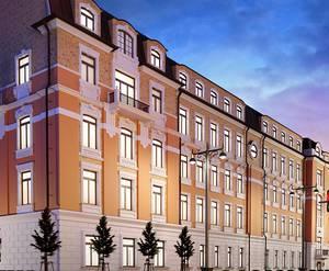 МФК Acqualina Apartments: визуализация