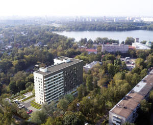 ЖК на улице Чёрное Озеро: визуализация