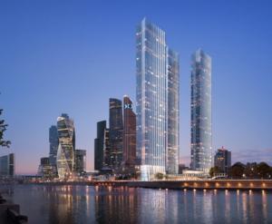 ЖК Capital Towers: визуализация