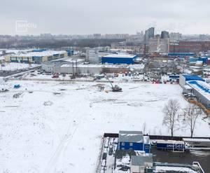 ЖК «Статус у парка Победы»: ход строительства дома №3