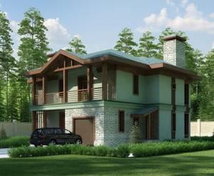 КП «Дома на улице Счастливая»: проекты домов