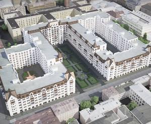 ЖК «Русский дом»: визуализация